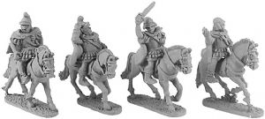 ANC20078 - Hellenistic Thessalian Cavalry
